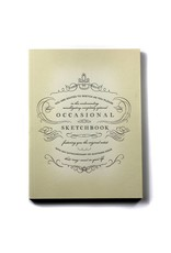 Oblation Papers & Press journals & sketchbooks - occasional sketchbook