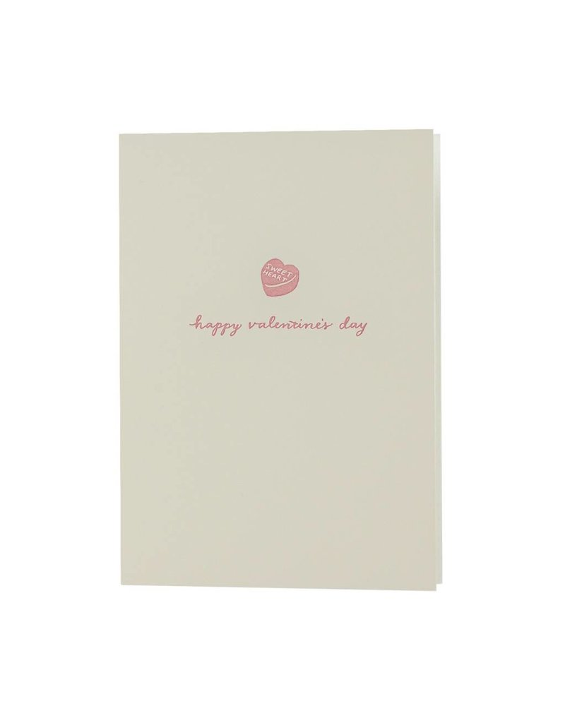 Oblation Papers & Press Happy Valetine's Day Sweetheart