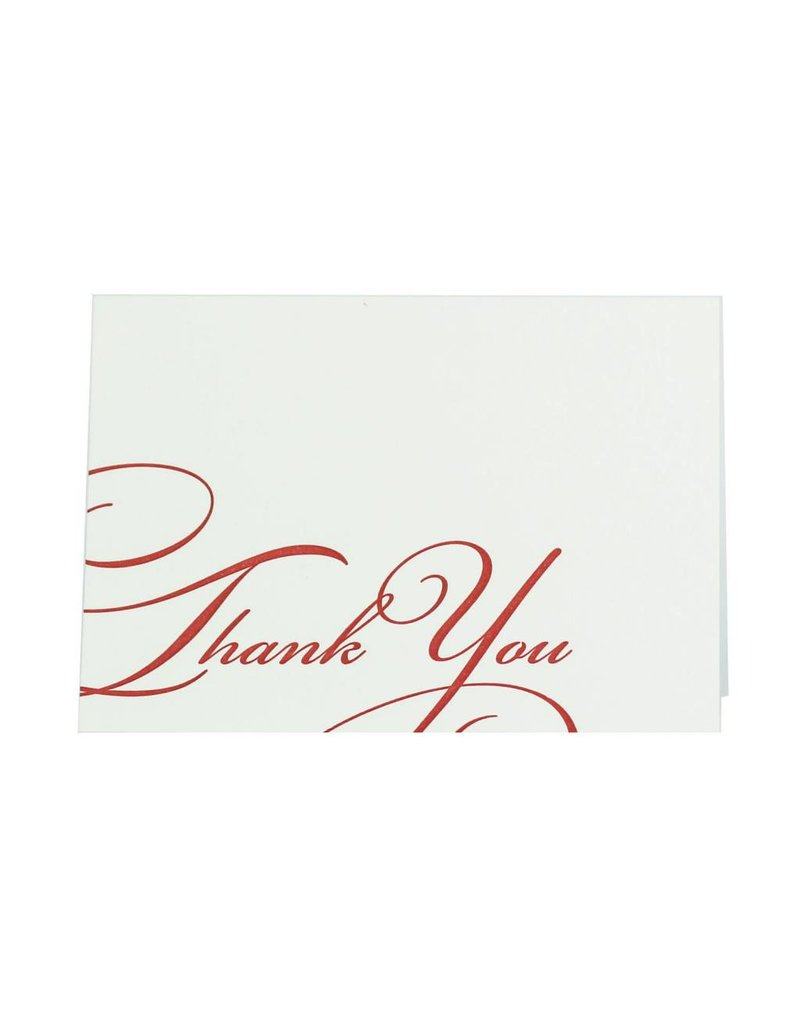 Oblation Papers & Press thank you notes - sonata