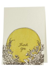 Oblation Papers & Press thank you notes - shine