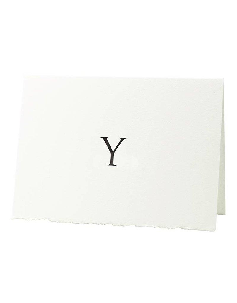 Oblation Papers & Press trajan monograms - y