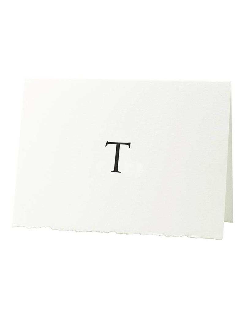 Oblation Papers & Press trajan monograms - t