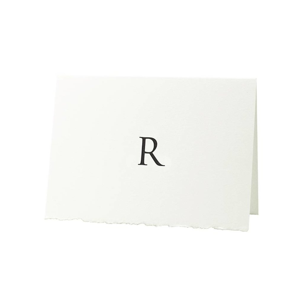 Oblation Papers & Press Trajan Monogram R