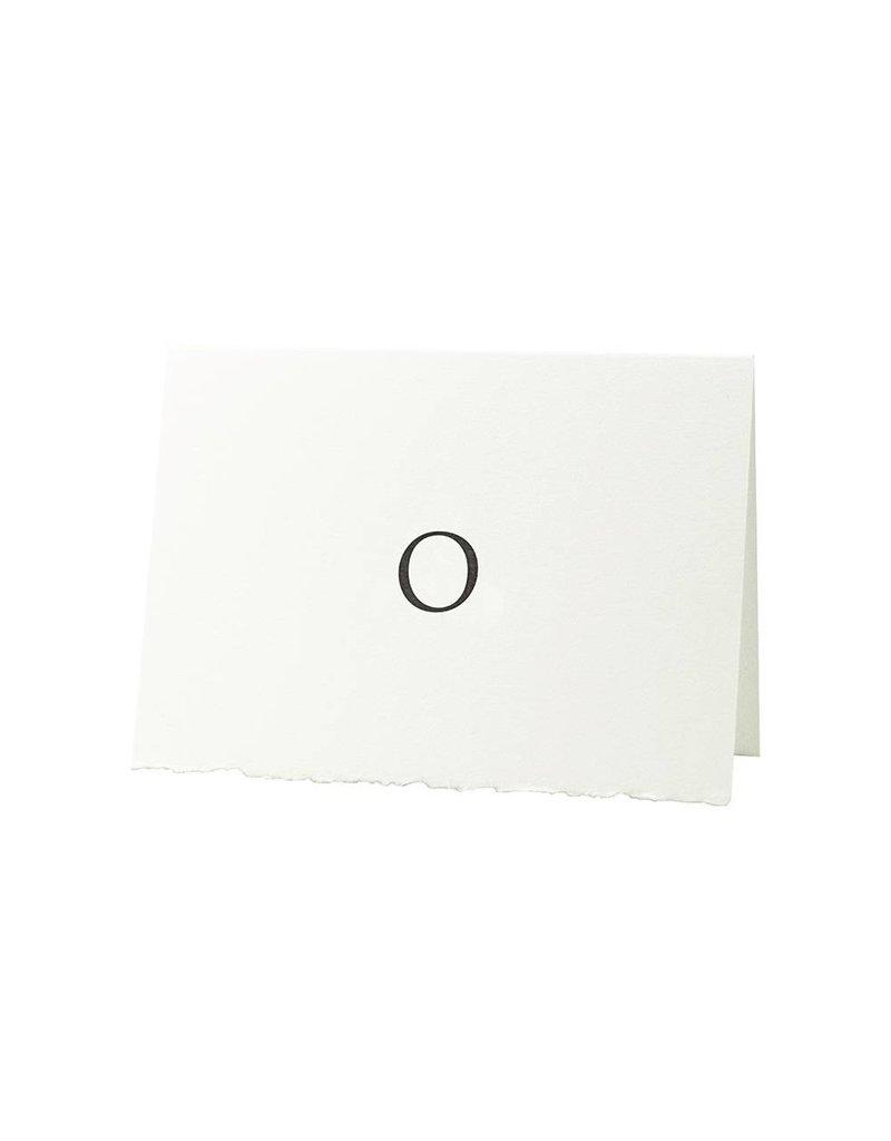 Oblation Papers & Press trajan monograms - o