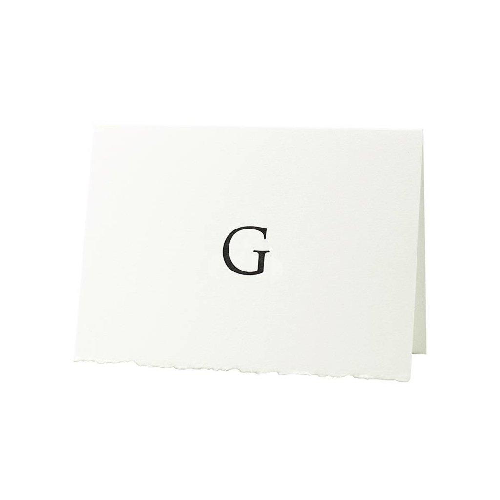 Oblation Papers & Press Trajan Monogram G
