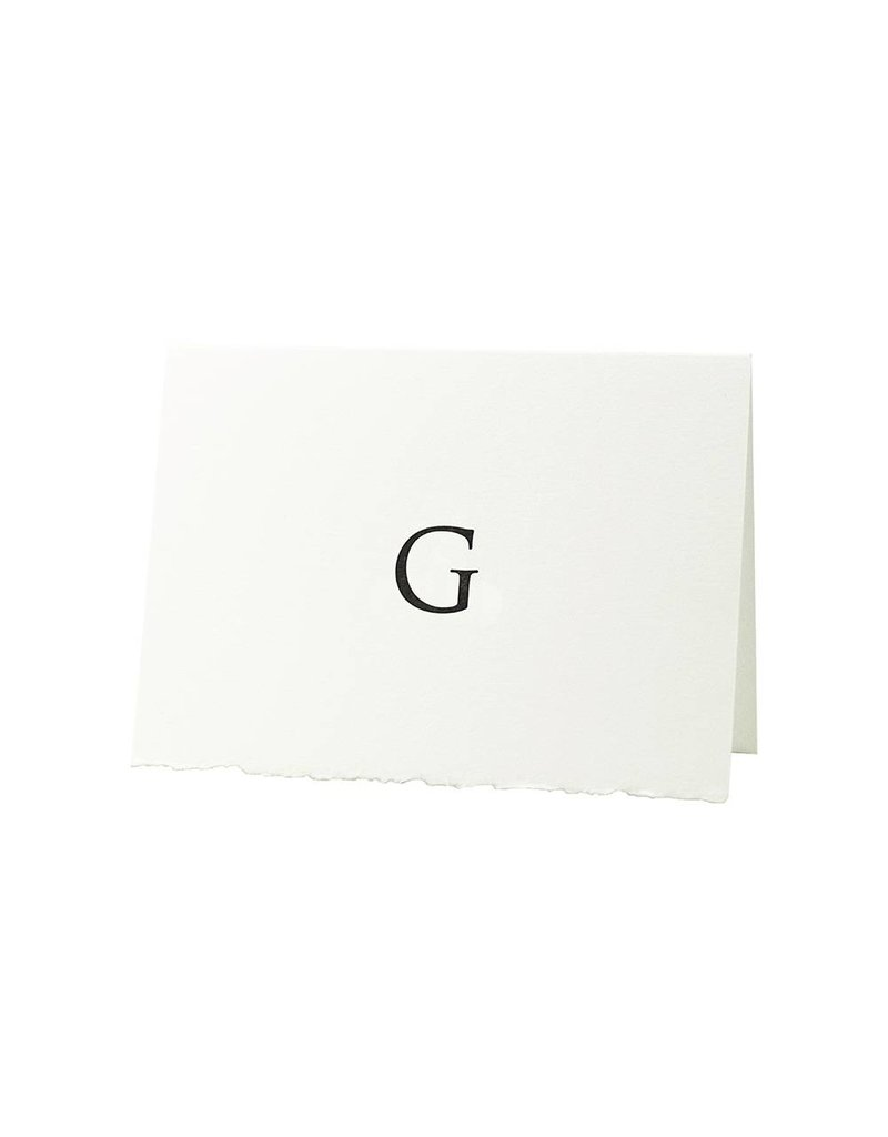 Oblation Papers & Press Trajan Monogram G