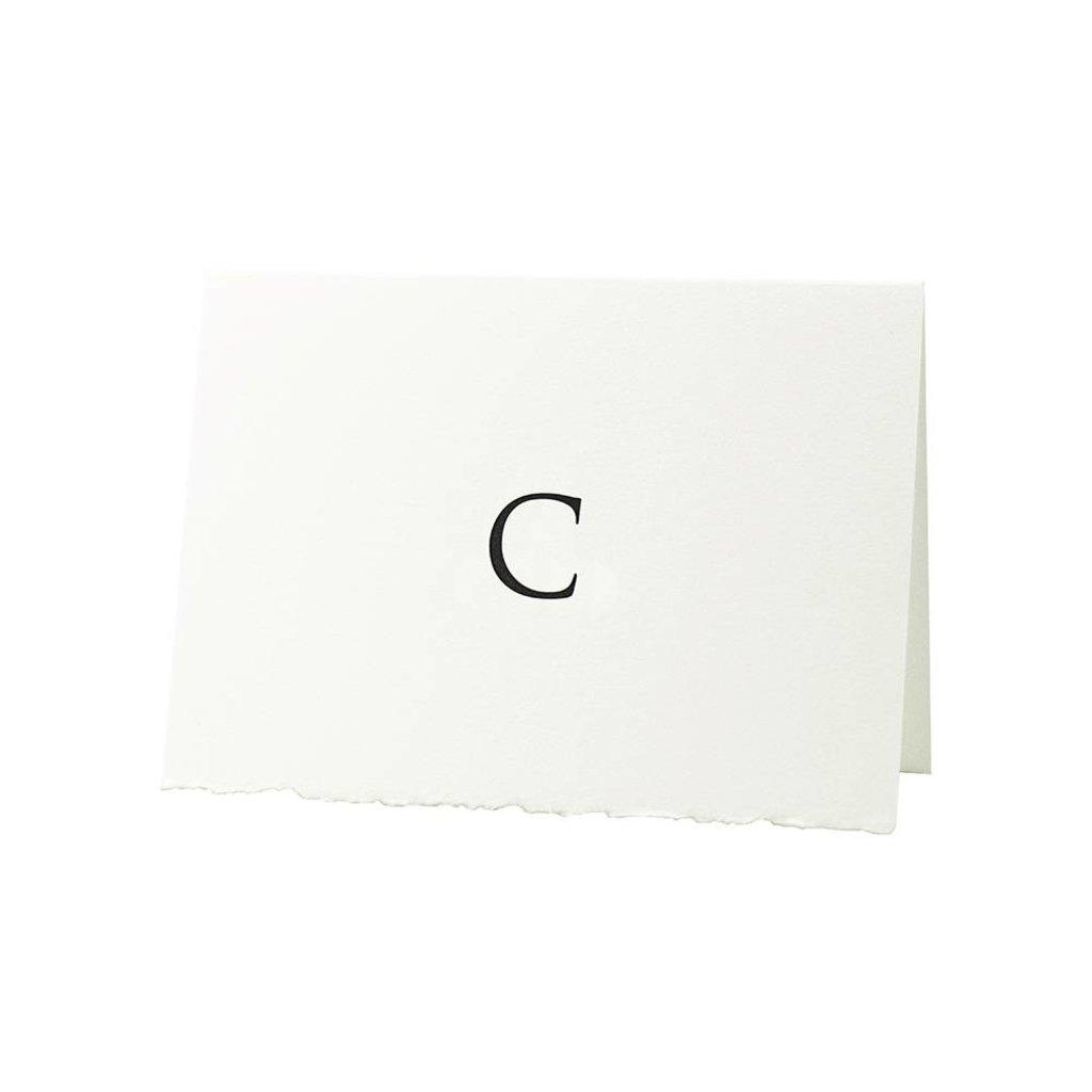 Oblation Papers & Press Trajan Monogram C