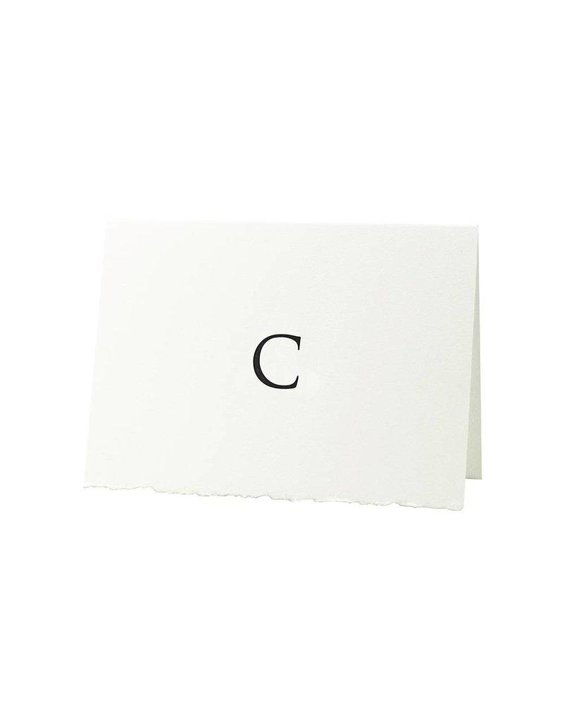 Oblation Papers & Press trajan monograms - c