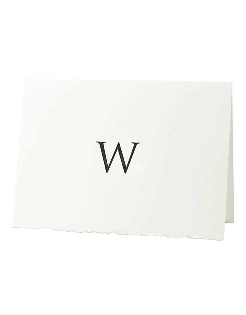 Oblation Papers & Press trajan monograms - w