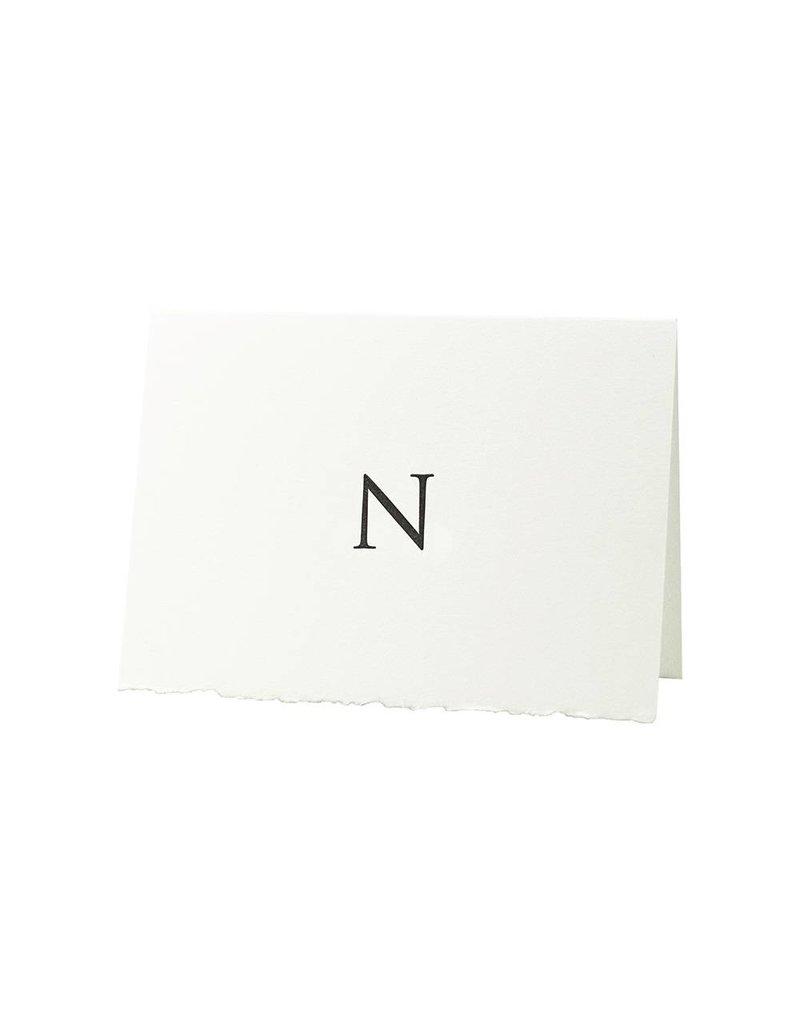 Oblation Papers & Press trajan monograms - n