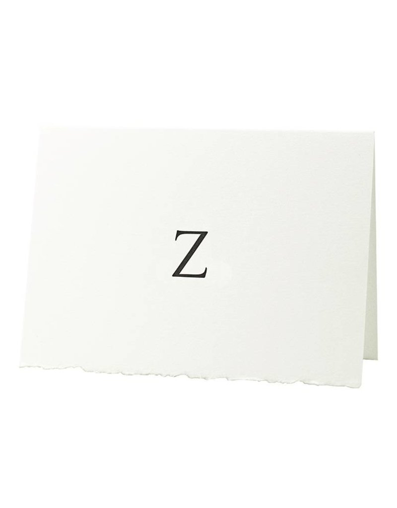 Oblation Papers & Press trajan monograms - z