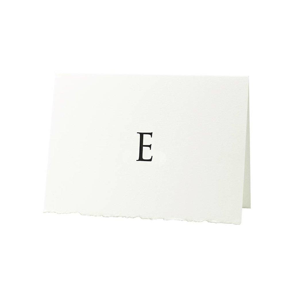 Oblation Papers & Press Trajan Monogram E