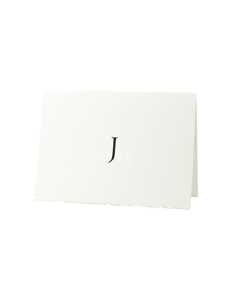 Oblation Papers & Press Trajan Monogram J