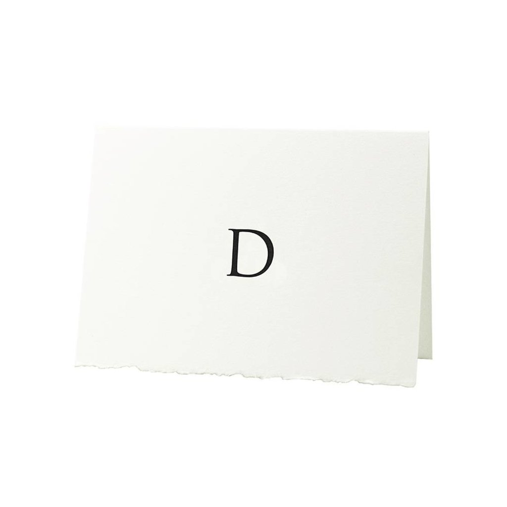 Oblation Papers & Press Trajan Monogram D