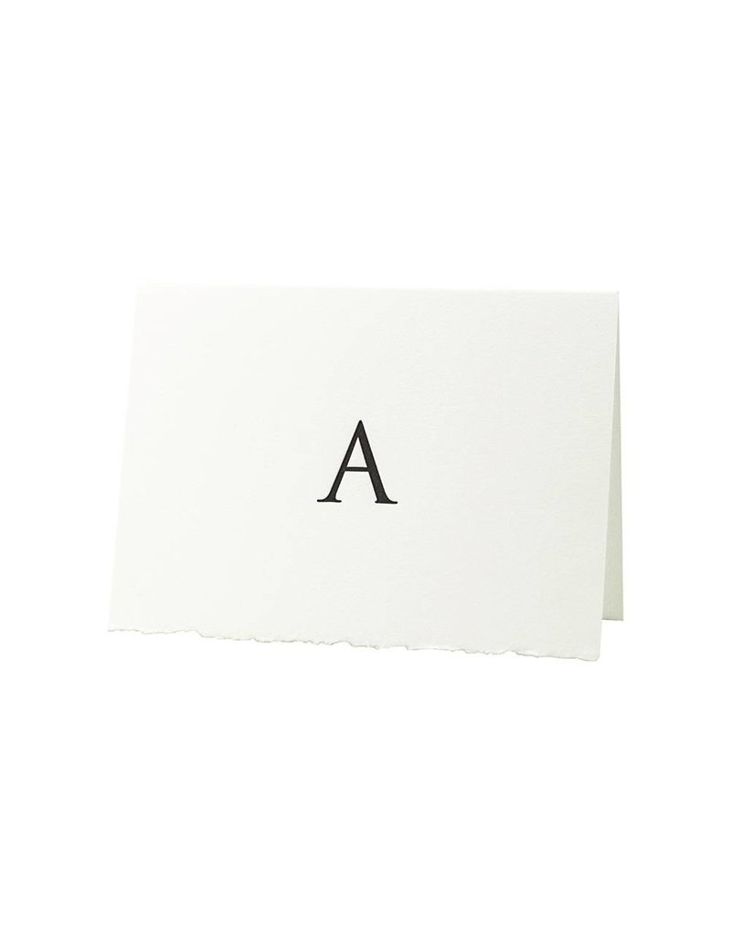 Oblation Papers & Press Trajan Monogram A