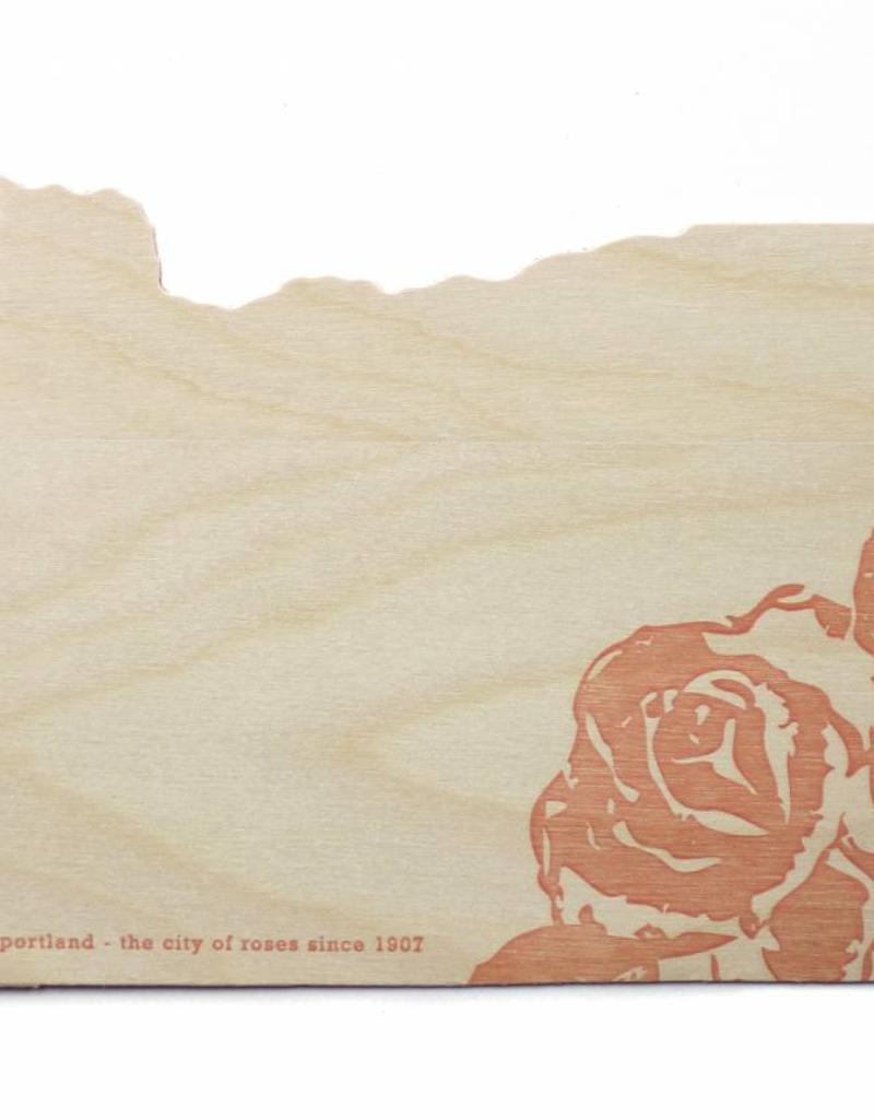 Oblation Papers & Press oregon cards - rose