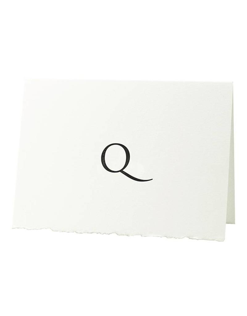 Oblation Papers & Press trajan monograms - q