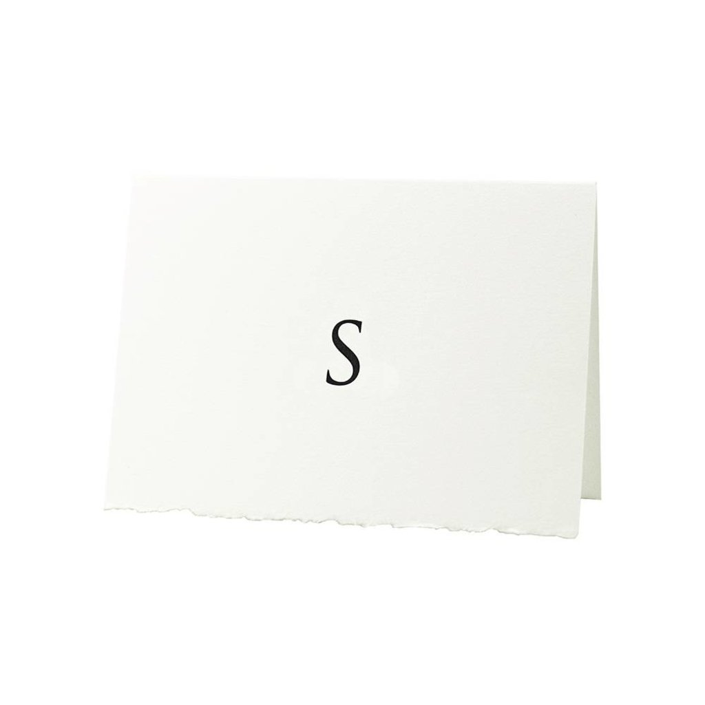 Oblation Papers & Press Trajan Monogram S
