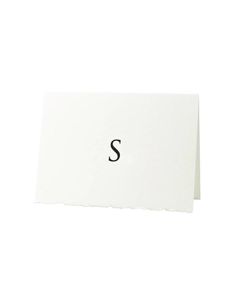 Oblation Papers & Press trajan monograms - s