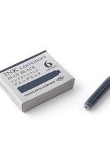 Traveler's Company traveler's company - cartridge for brass fountain pen