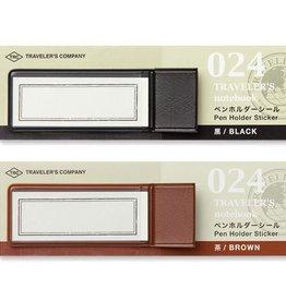 Traveler's Company Pen Holder Seal 024