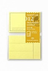 Traveler's Company traveler's company - sticky notes refill - passport 012