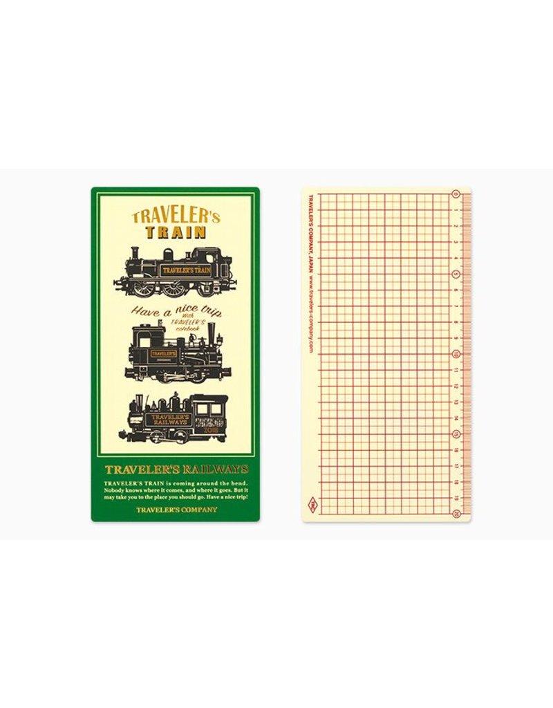 Traveler's Company traveler's company - plastic sheet - 2018 diary
