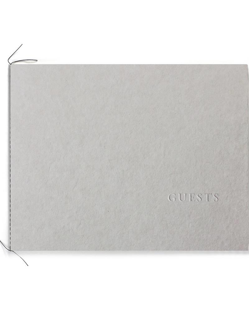 Oblation Papers & Press guest book- 107