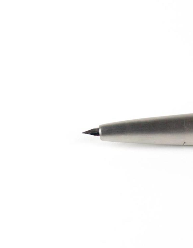 Lamy 2000 stainless steel fountain pen