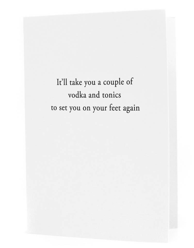 HWG vodka tonic