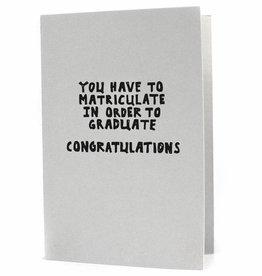 HWG HWG-Matriculate