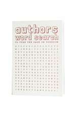 HWG Authors Word Search