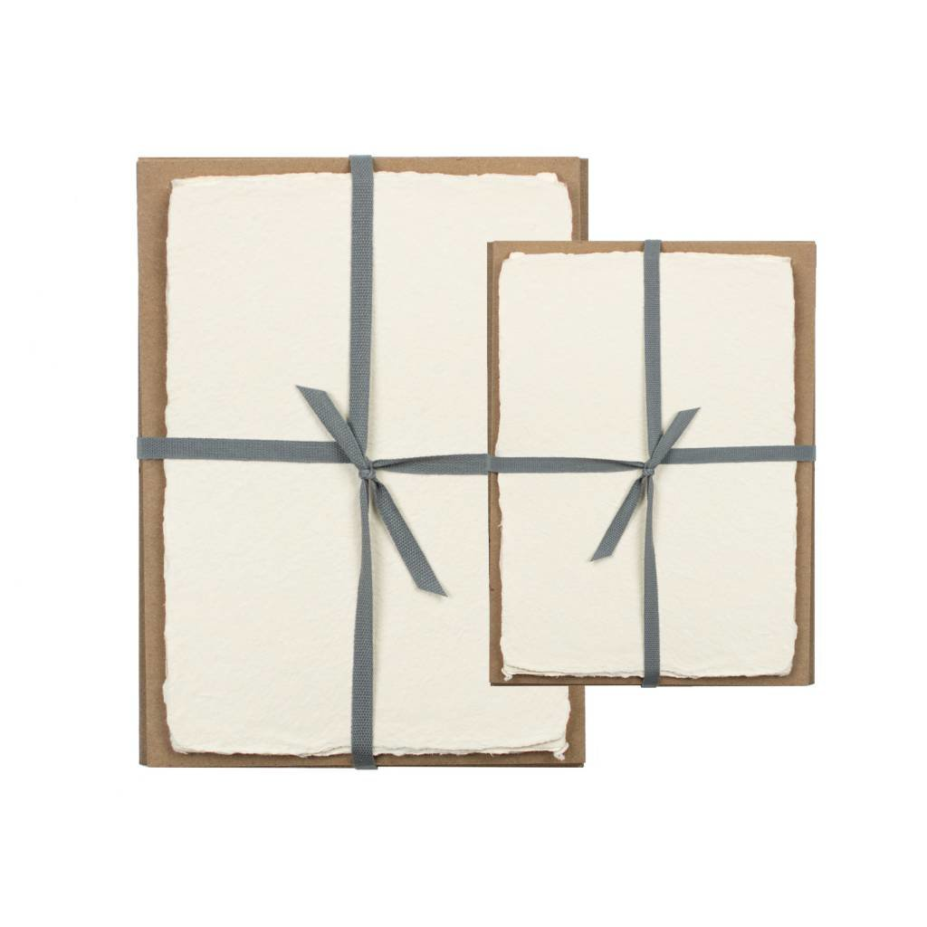 Oblation Papers & Press Handmade Paper Pack Cream