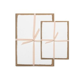 Oblation Papers & Press Handmade Paper Pack White