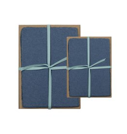 Oblation Papers & Press Handmade Paper Pack Denim