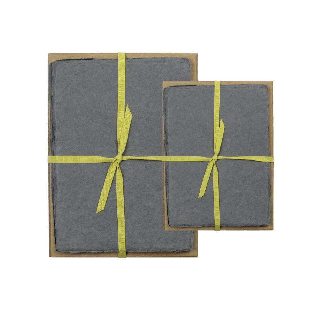 Oblation Papers & Press Handmade Paper Pack Charcoal