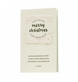 Oblation Papers & Press Merry Christmas Wildflower Mix