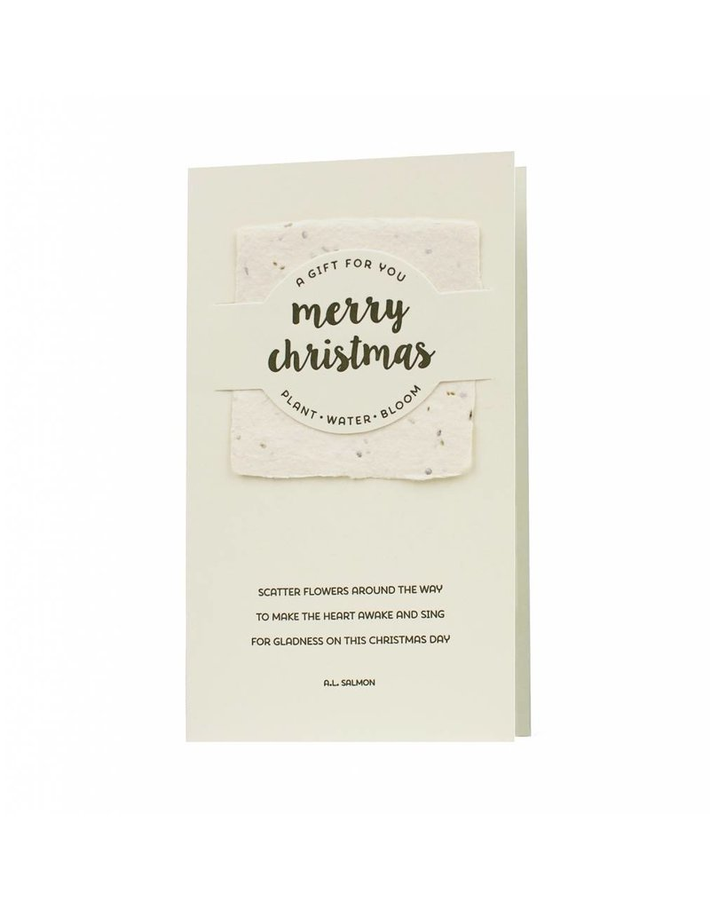 Oblation Papers & Press Wildflower Mix - Merry Christmas