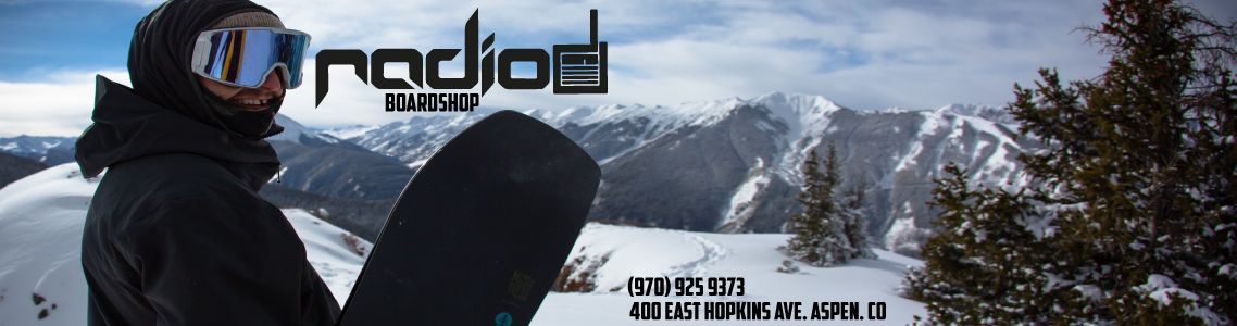 RADIO BOARDSHOP WELCOME