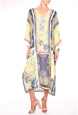 JOHNNY WAS KAI KIMONO DRESS