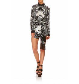 CAMILLA WILD MOONCHILD SLIM FIT LONG SLEEVE SHIRT