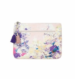 CAMILLA HARAJUKU HEIRESS SMALL CANVAS CLUTCH
