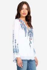 SALE - JOHNNY WAS CHELSEE BLOUSE
