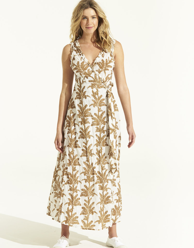 ONESEASON SUNSHINE DRESS PALMA