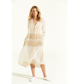 ONESEASON JESS DRESS SELF STRIPE