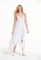 ONESEASON STELLA DRESS RAJ PAISLEY WHITE