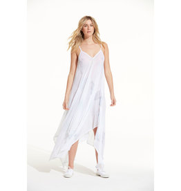 SALE - ONESEASON STELLA DRESS RAJ PAISLEY WHITE