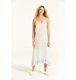 ONESEASON ANTOINETTE SLIP DRESS BABY BLUE