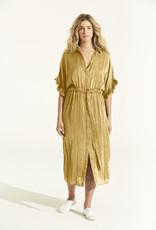 ONESEASON JASMINE DRESS GOLD