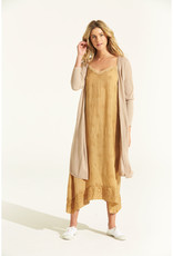 ONESEASON CHLOE CARDIGAN GOLD